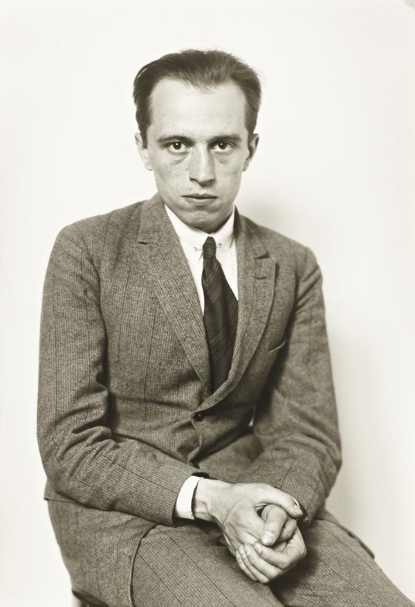 Writer and Theatre Critic [Theodor Haerten], 1928 (1928)