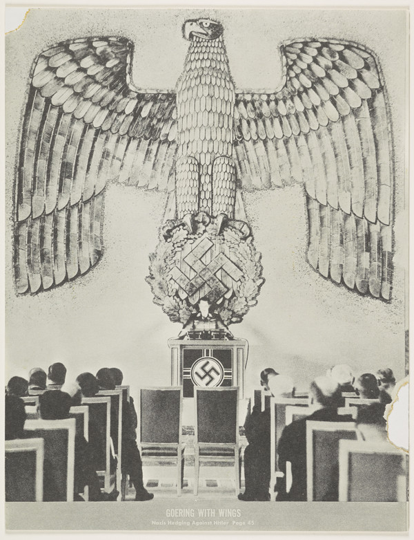 Goering with wings