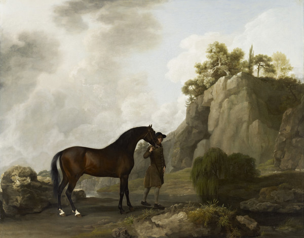 George Stubbs National Galleries Of Scotland
