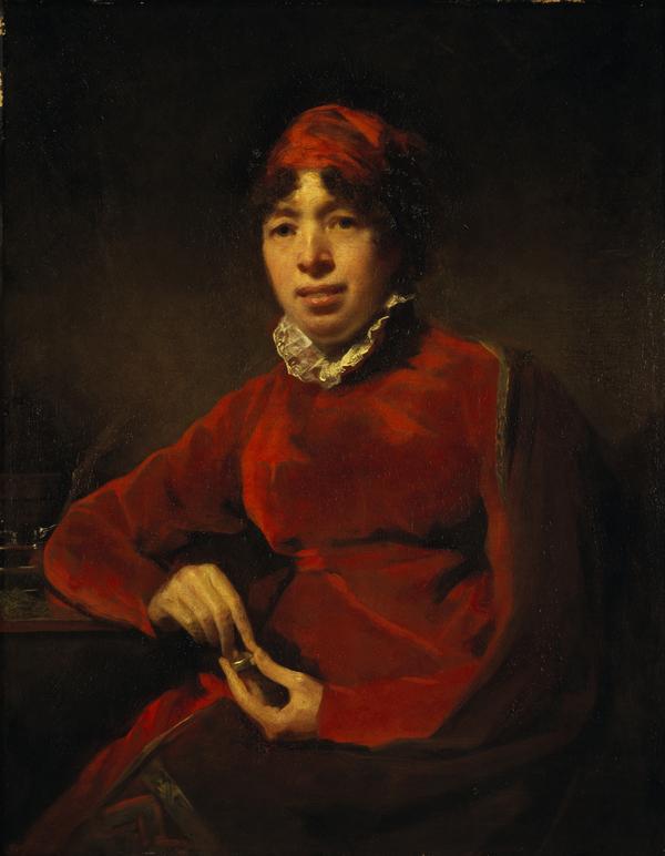 Elizabeth Hamilton, 1757 - 1816. Writer and educationalist (About 1812)