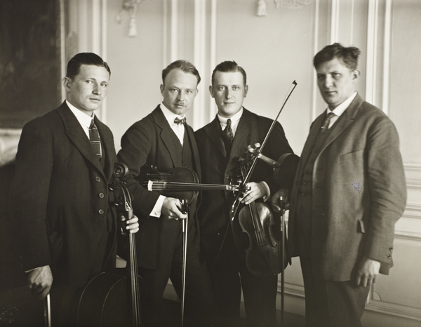 Havermann String Quartet, 1923 (1923)
