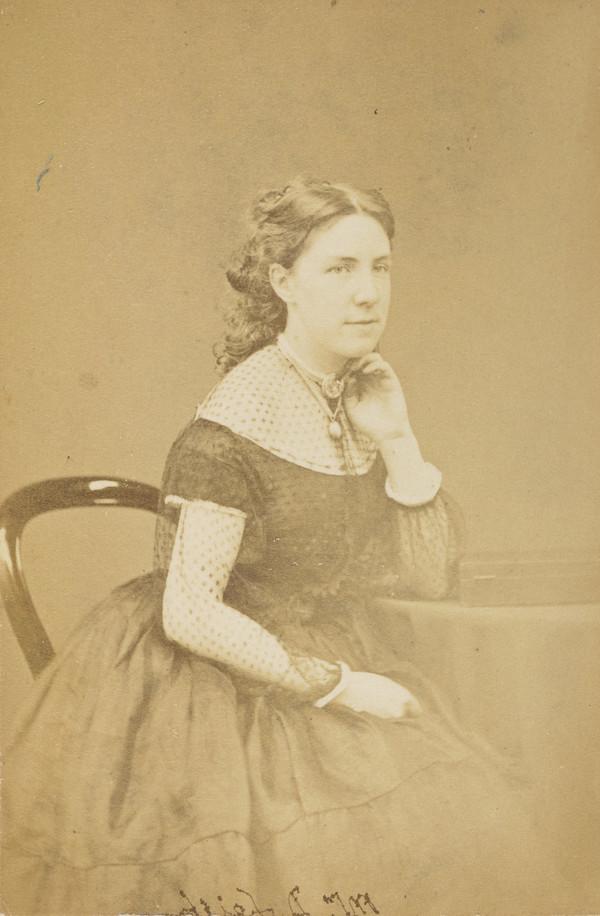 George MacDonald's Sister Mrs David Leith
