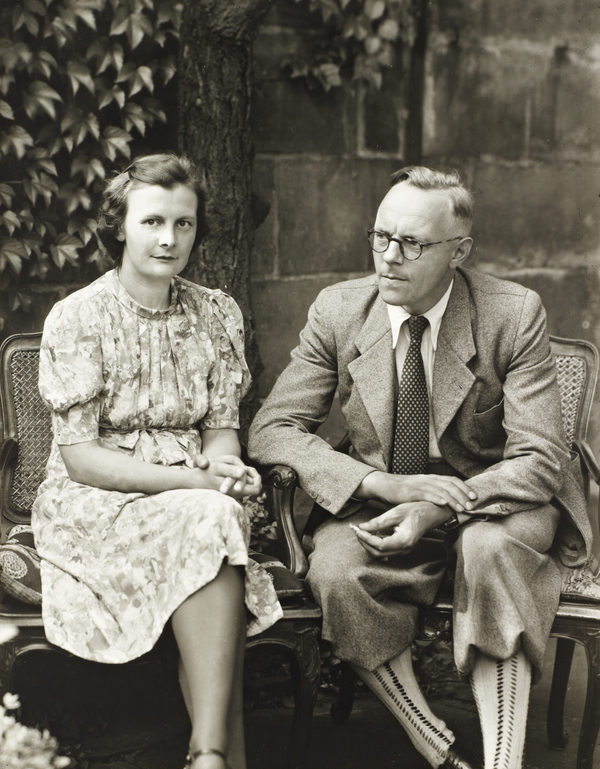 Paper Manufacturer and Wife, 1932 (1932)