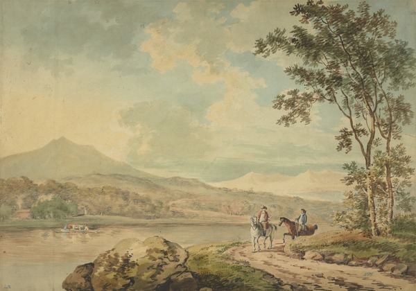 Landscape with Ben Ledi
