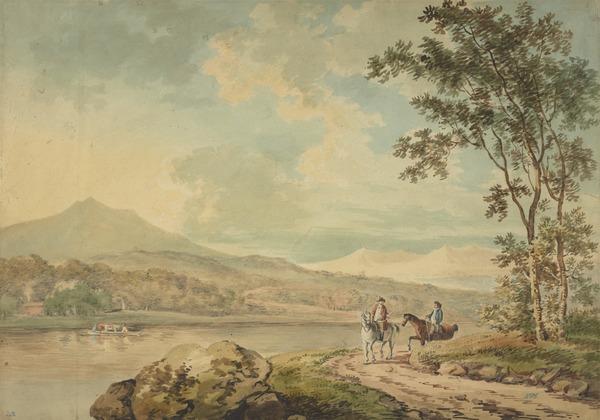 Landscape with Ben Ledi
