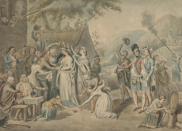 A Highland Wedding