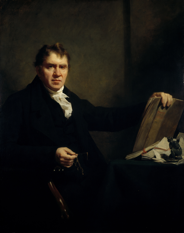 John Clerk, Lord Eldin, 1757 - 1832. Judge (About 1815)