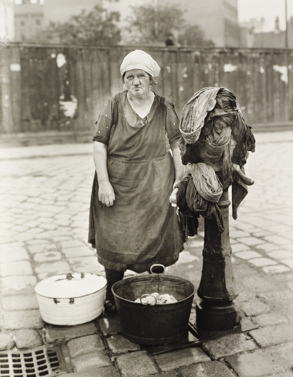 Washerwoman, c.1930 (about 1930)