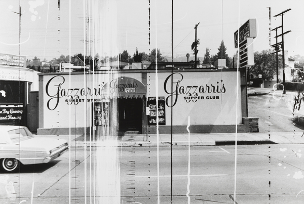 Gazzarri's Supper Club (Sunset Strip Portfolio)