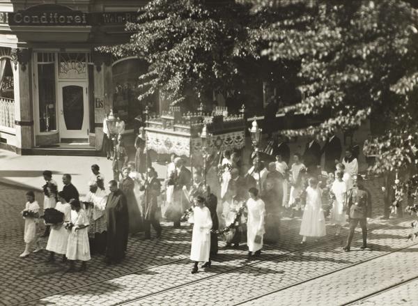 Corpus Christi Procession, 1925 (1925)
