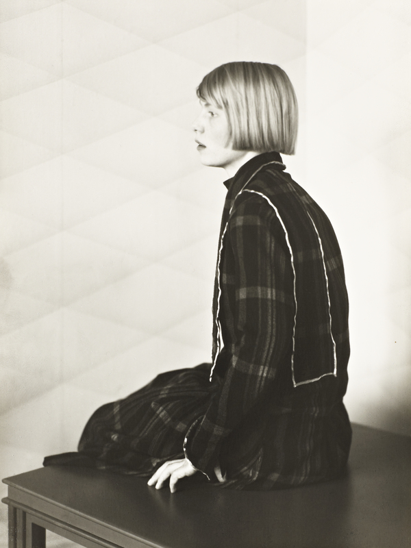 Architect's Wife [Dora Lüttgen], 1926 (1926)