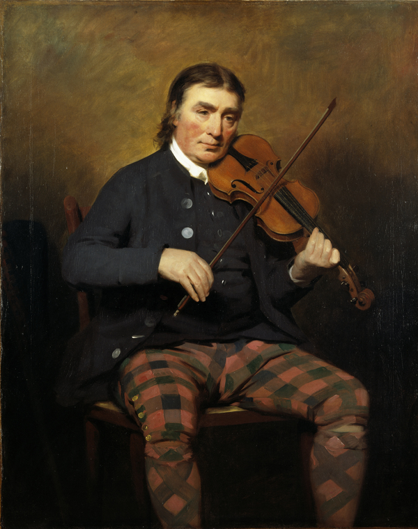 Niel Gow, 1727 - 1807. Violinist and composer