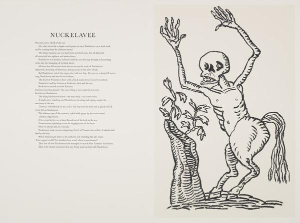 Nuckelavee (from 'The Scottish Bestiary')