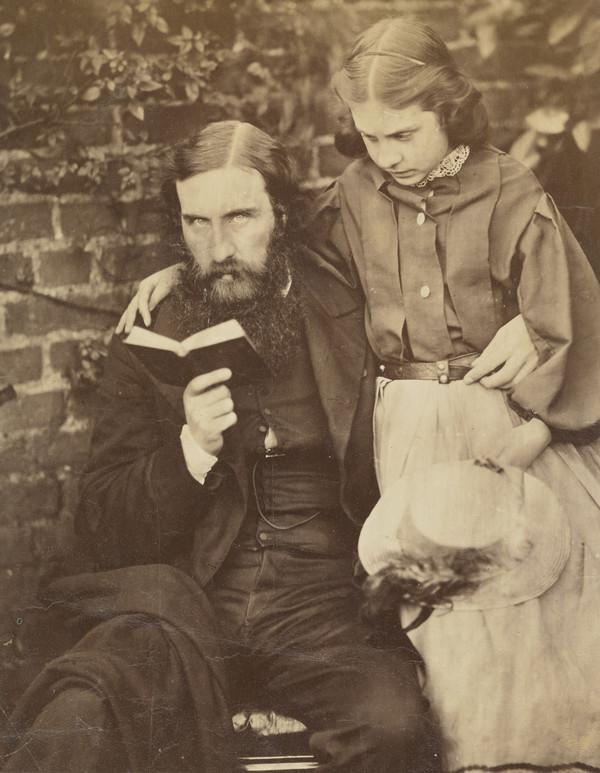 George Macdonald, 1824 - 1905, poet and novelist, and Lilia Scott MacDonald