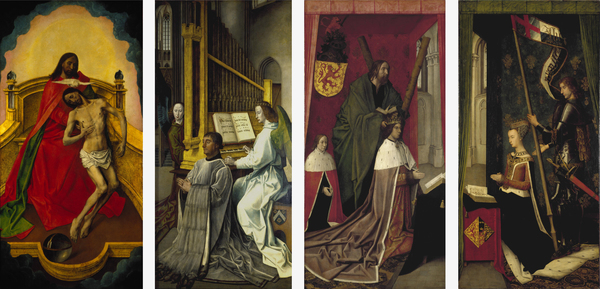 The Trinity Altarpiece