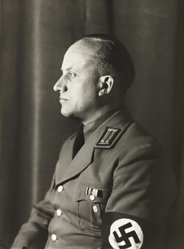 National Socialist, Head of Department of Culture, c.1938 (about 1938)