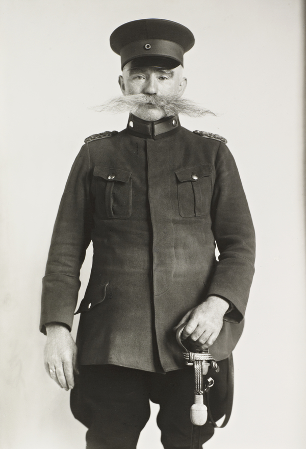 Police Officer and Master of the Watch, 1925 (1925)