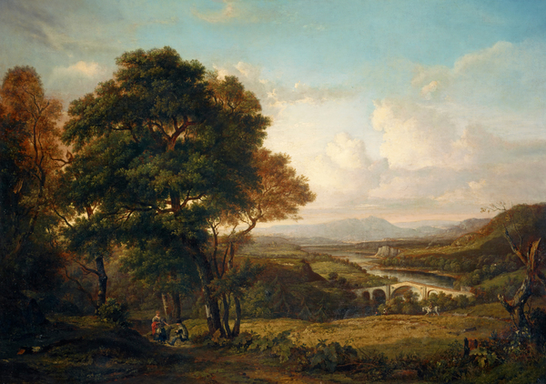 The Valley of the Tweed
