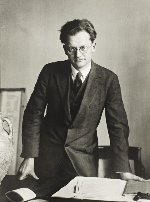 Art Scholar [Karl With], 1932 (1932)
