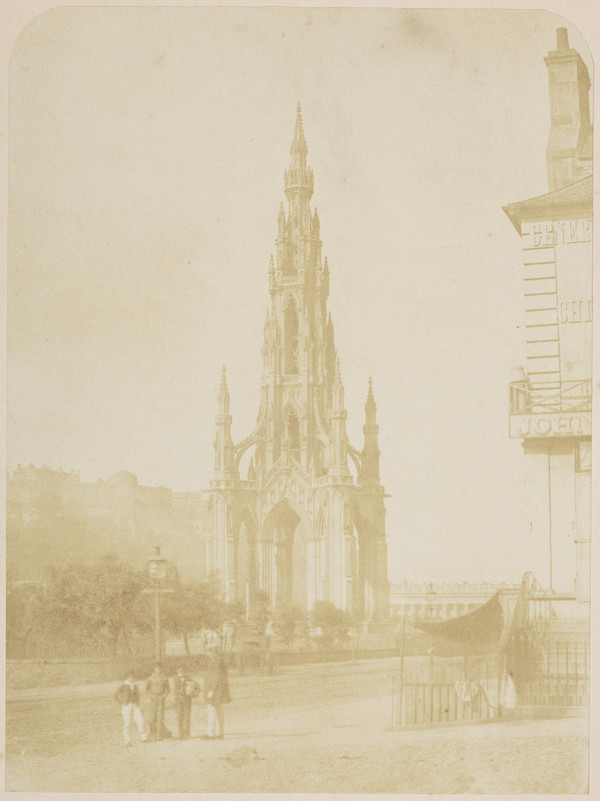 The Sir Walter Scott Monument [Edinburgh 11]
