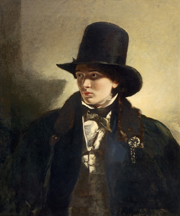 The Artist's Brother (Henry Lauder, 1807 - 1827)