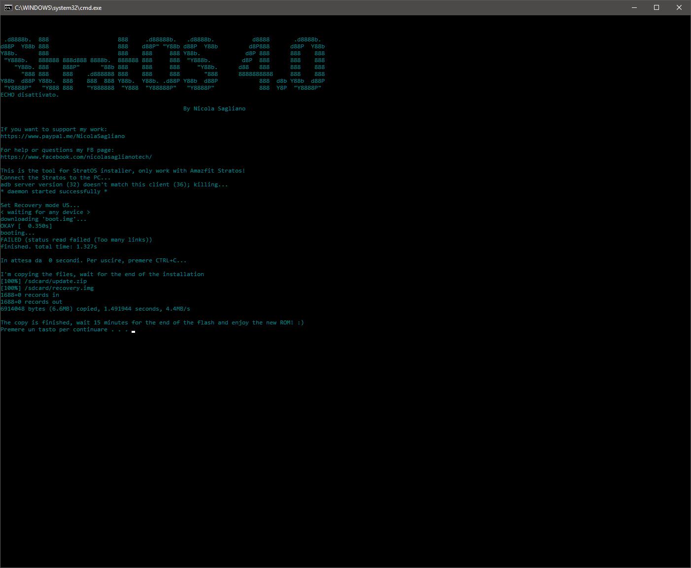 StratOS 4 0 | Nicola Sagliano