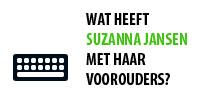 Suzanna Jansen groen