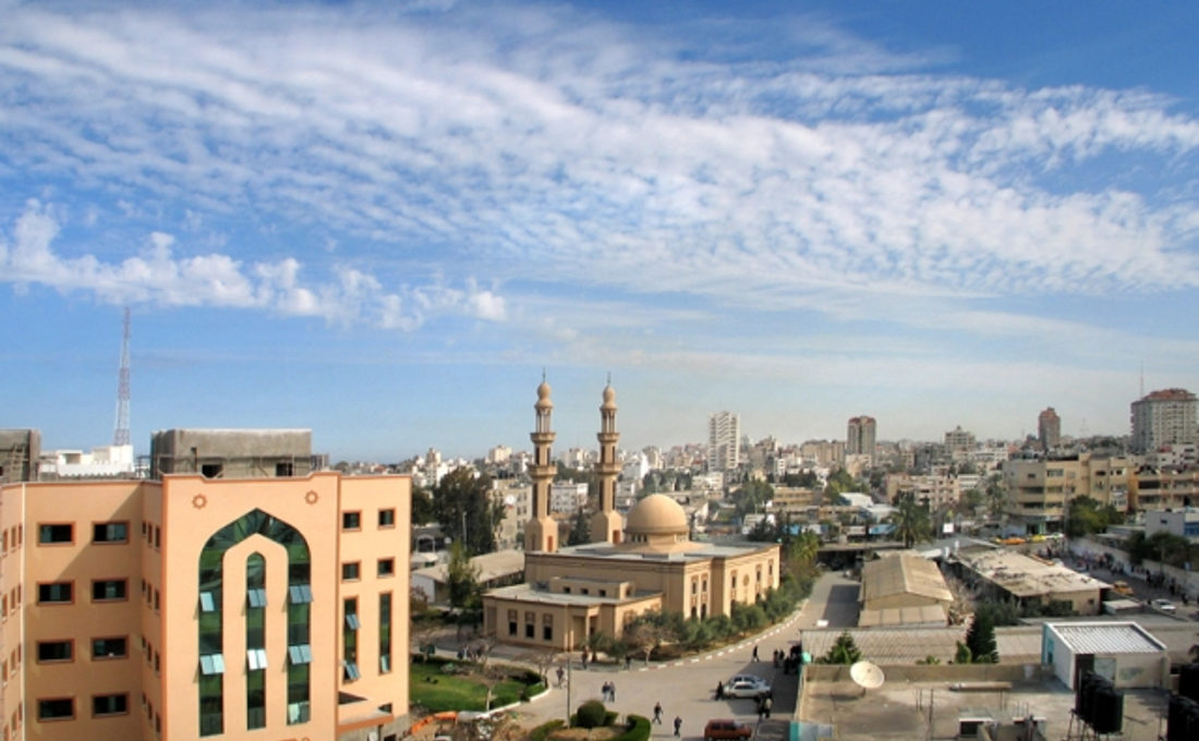 Gaza-strook-Wikipedia
