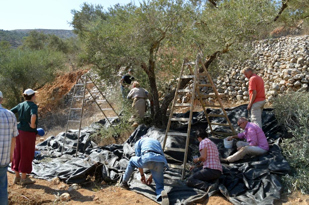 christelijke-pelgrims-Palestina