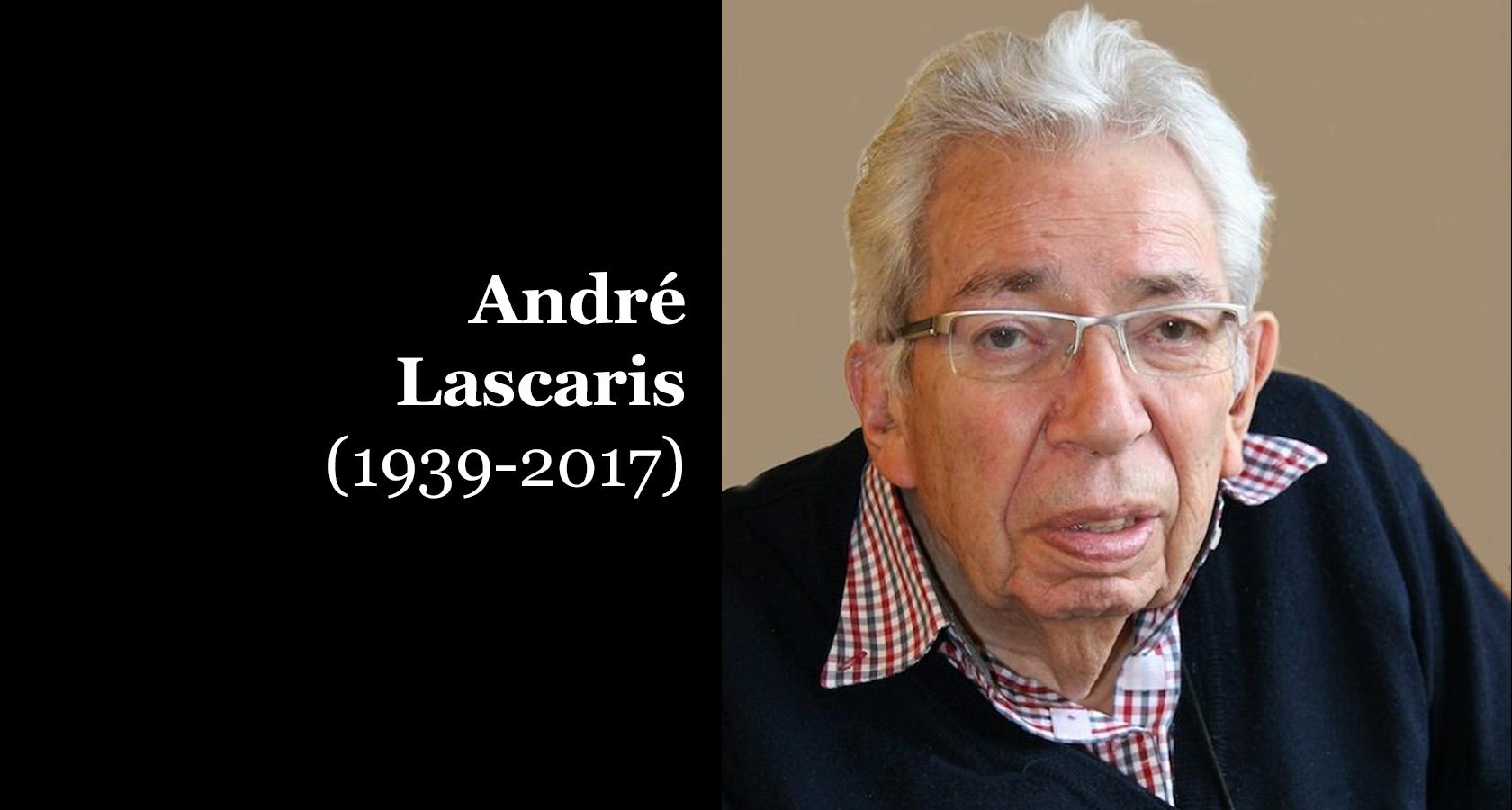 Andre Lascaris