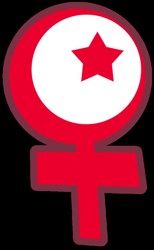 Islamitisch-Feminisme-symbool