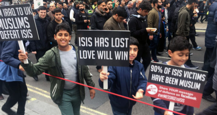 Anti-IS-protest-Londen