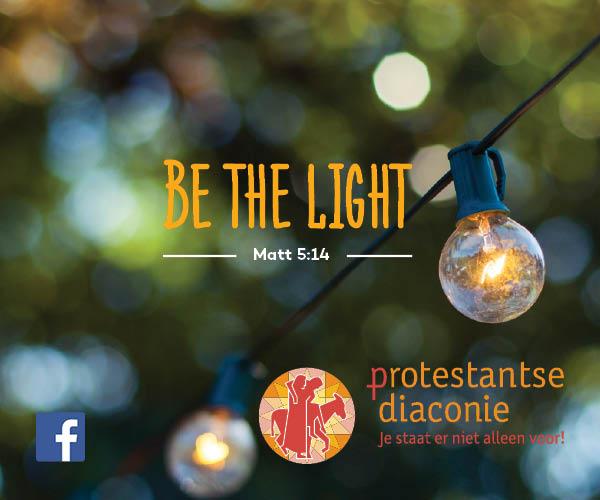 Protestantse Diaconie Amsterdam - je staat er niet alleen voor