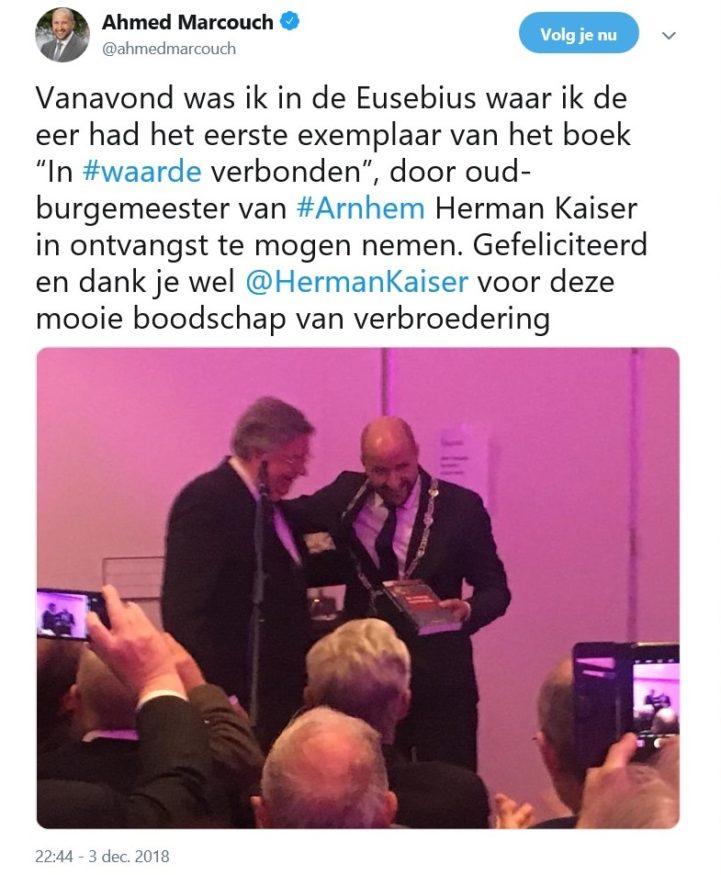 HERMAN-KAISER-tweet-van-Marcouch