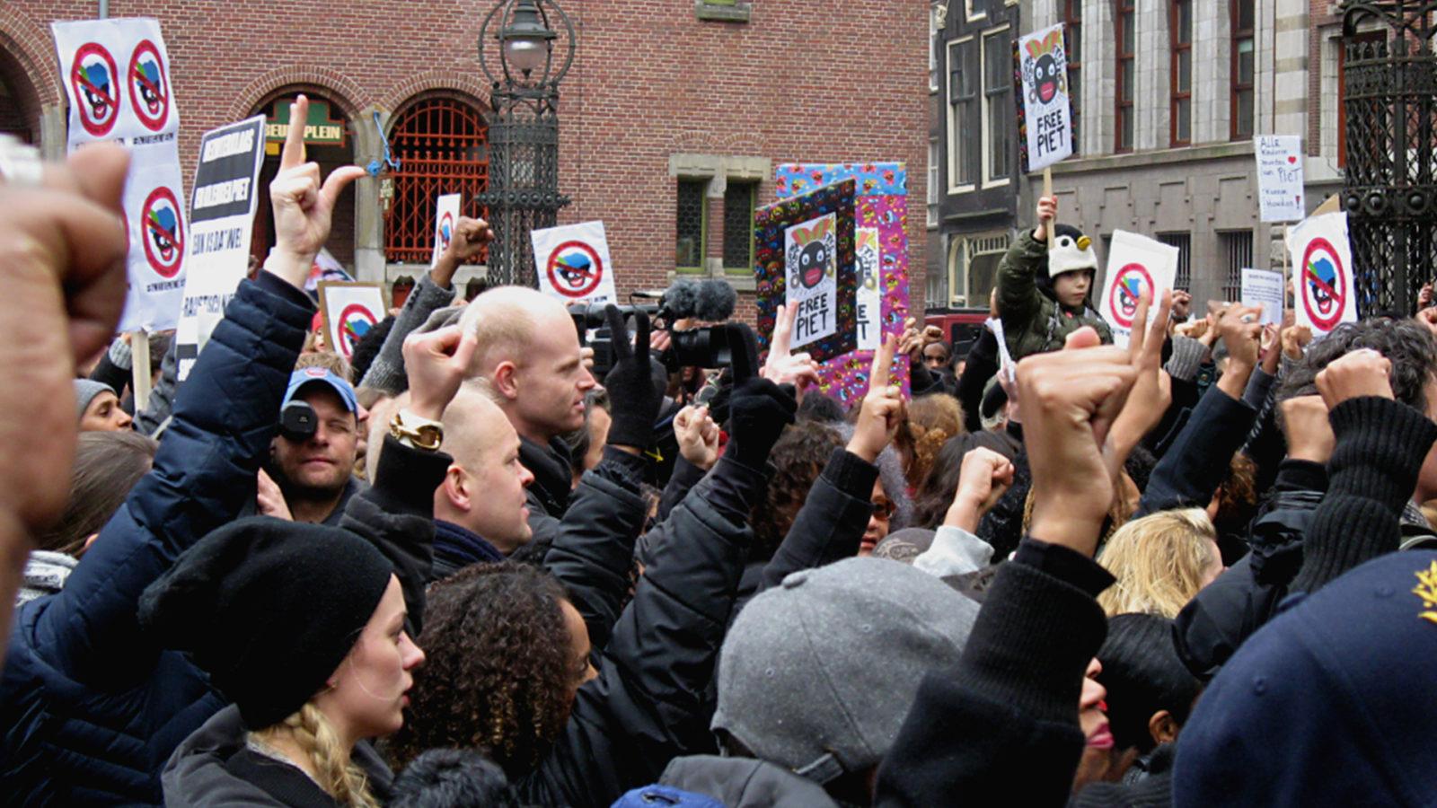 zwarte-pieten-protest