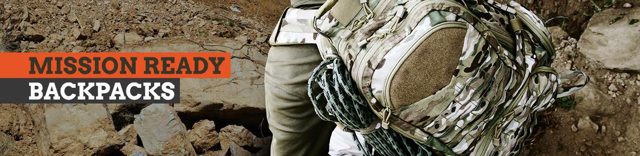 Military Backpacks