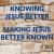 Knowing Jesus Better - Making Jesus Better Known