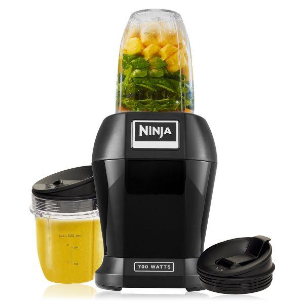 Nutri Ninja Blender & Smoothie Maker 700W – BL457UK – Black
