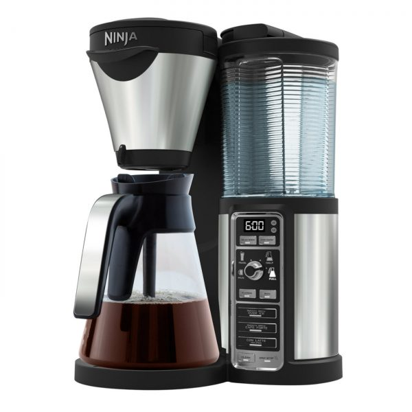 Ninja Coffee Bar Auto-iQ Brewer with Glass Carafe - CF060UK