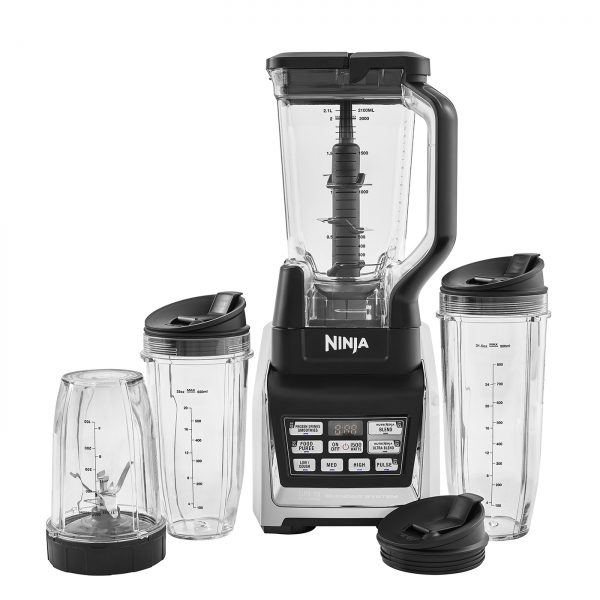 Ninja Blender Duo with Auto-iQ 1500W – BL642UK