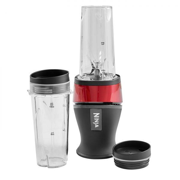 Nutri Ninja Slim Blender & Smoothie Maker 700W – QB3001UKMR – Red
