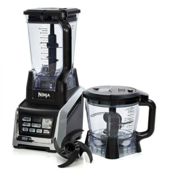 Where can you find replacement cups for the Ninja blender?