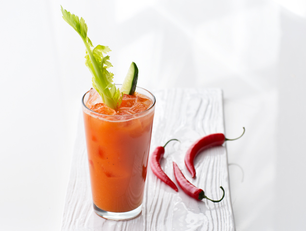 Curry Bloody Mary