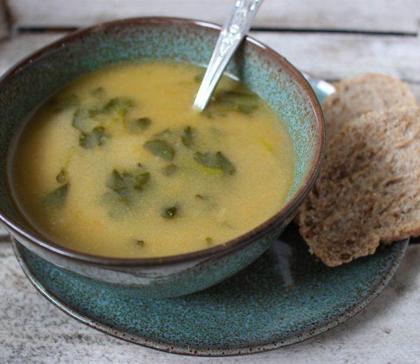 Vegetable & Watercress Soup