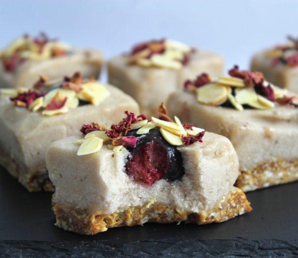Cherry & Almond Bites