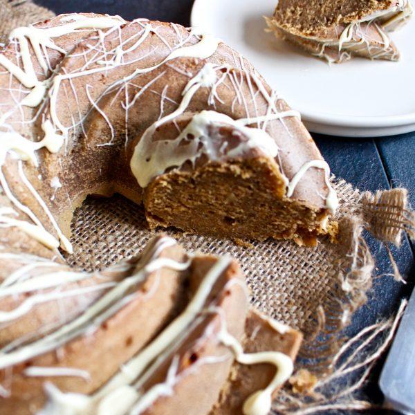Chai And White Chocolate Bundt Cake