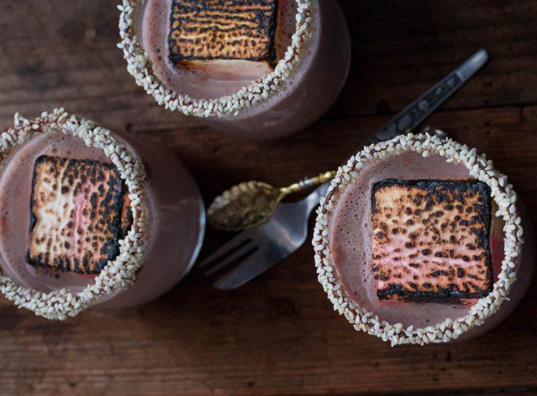 Cashew Milk Hot Chocolate