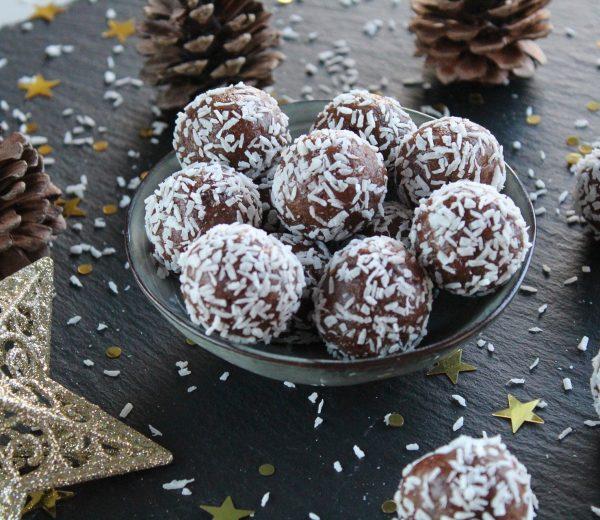 Christmas Spice Bliss Balls