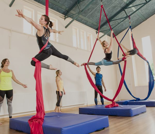 Aerial Fitness — A Beginner's Guide