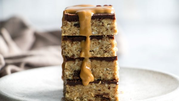 Cookie Dough Protein Bars
